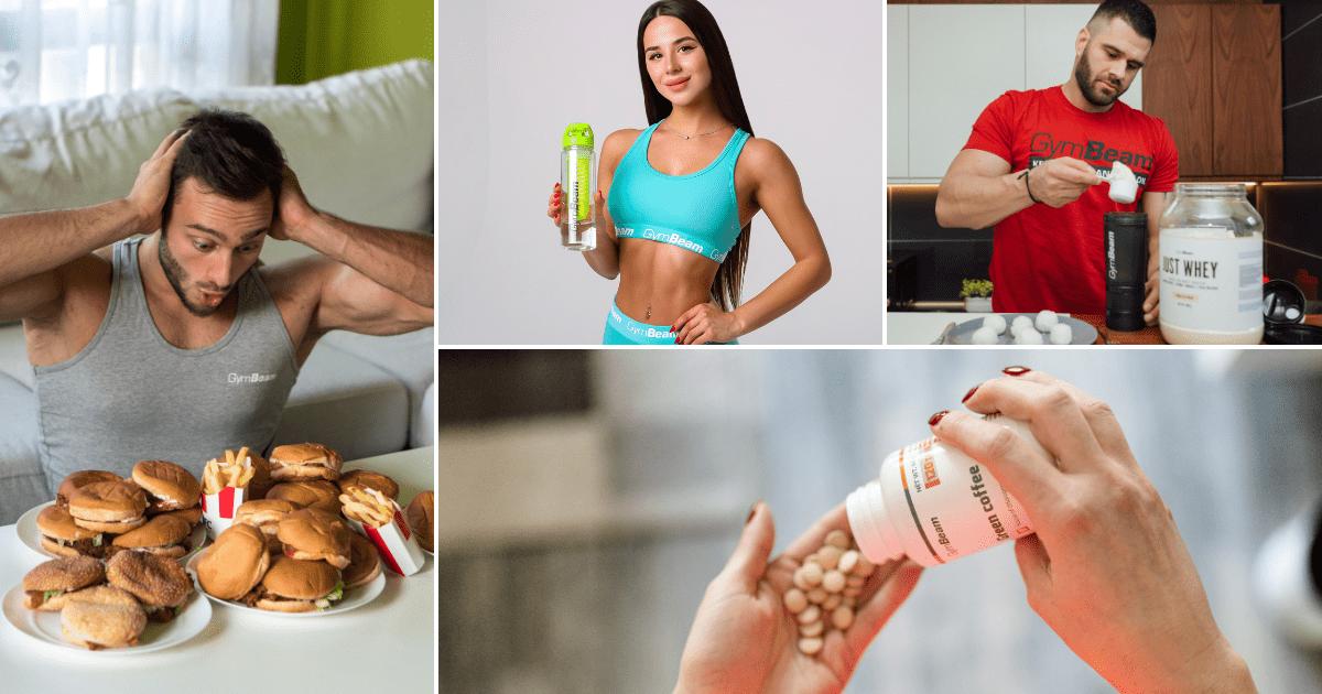 Hogyan támogatja az erősítő edzés a fogyást - GymBeam Blog Ital, amely éget a zsírt