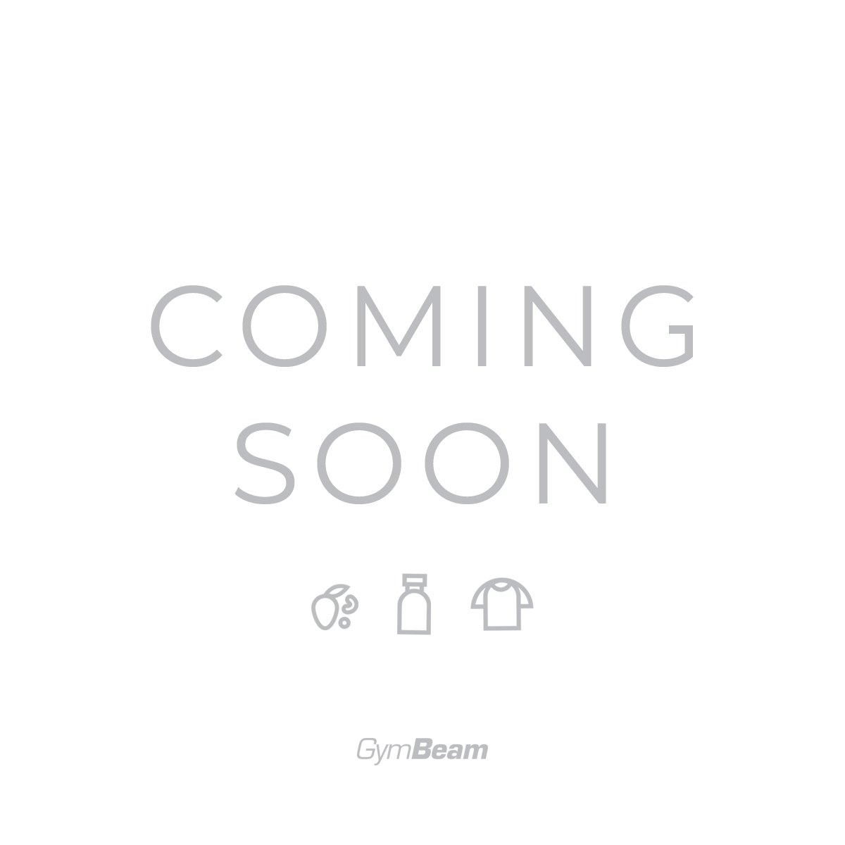 Pulcsi Basic Grey-White - GymBeam
