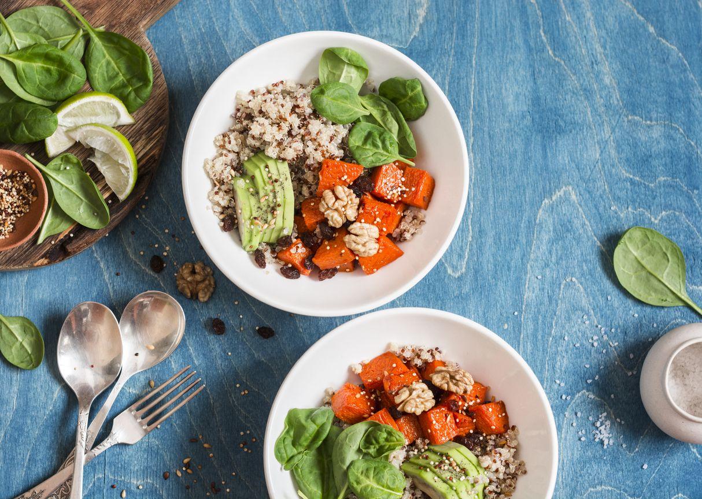 az egészséges táplálkozás megszállotja- eat clean