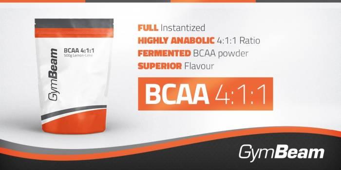BCAA Instant fermentált BCAA 4:1:1