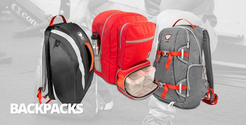 Sport hátizsák Endurance Backpack Black - Fitmark af7c74542a