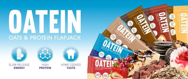 oatein fehérje snack csemege