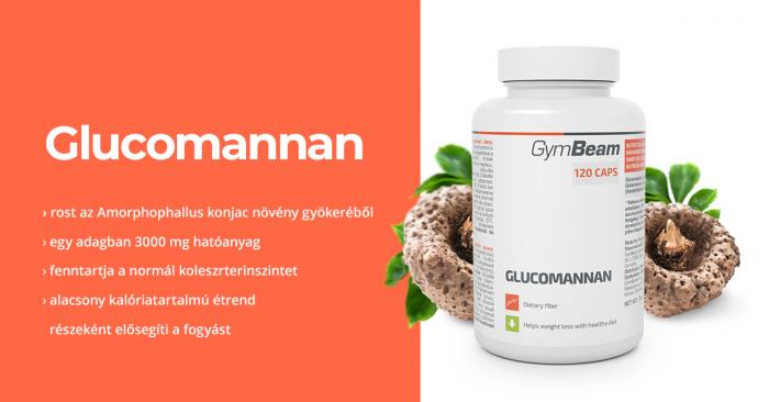 STRONG NATURE kapszula Glucomannan Glükomannán tartalmú étrend-kiegészítő