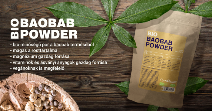 BIO Baobab por - GymBeam