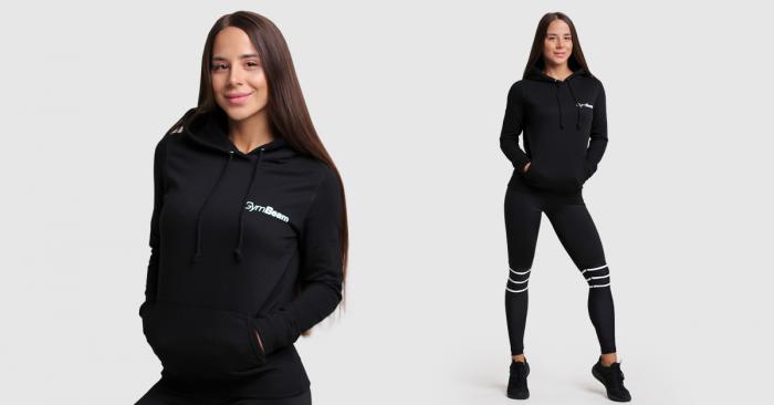 PRO Black női pulóver - GymBeam